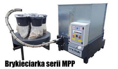 Brykieciarka serii MPP