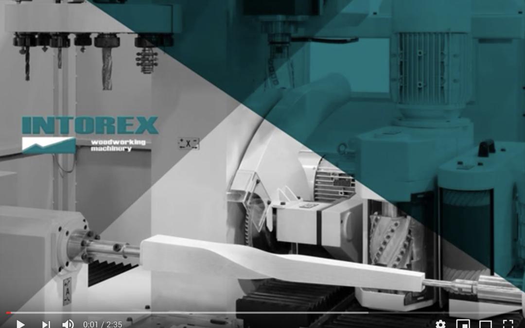 Intorex centra obórcze CNC – film